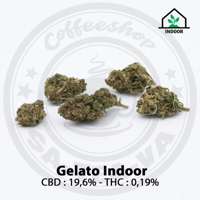 Fleurs CBD GELATO Indoor