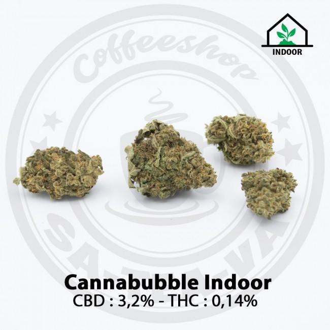 Fleurs CBD CANNABUBBLE Indoor