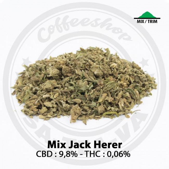 Mix CBD JACK HERER