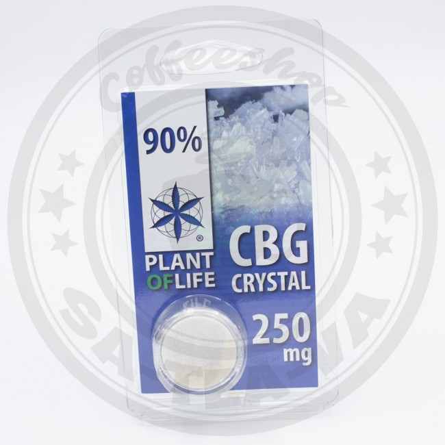 Crystal CBG 90% 250mg