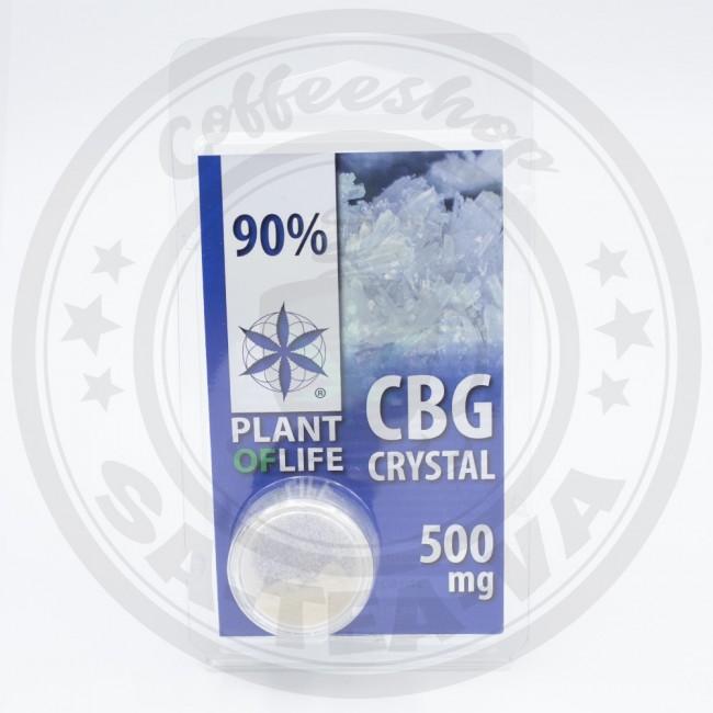 Crystal CBG 90% 500mg