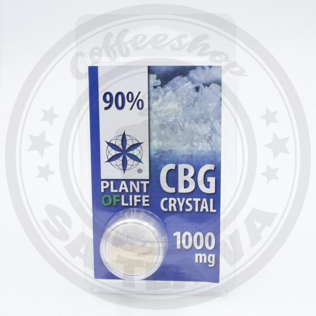 Crystal CBG 90% 1000mg