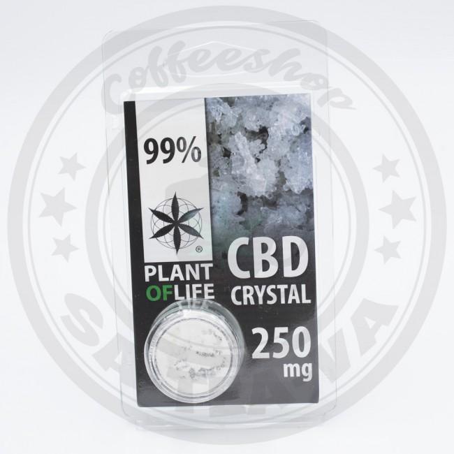 Crystal CBD 99% 250mg