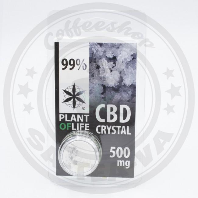 Crystal CBD 99% 500mg