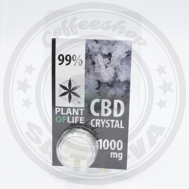 Crystal CBD 99% 1000mg